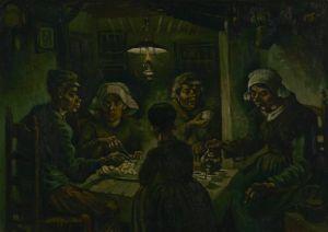 Vincent van Gogh, The Potato Eaters, 1885